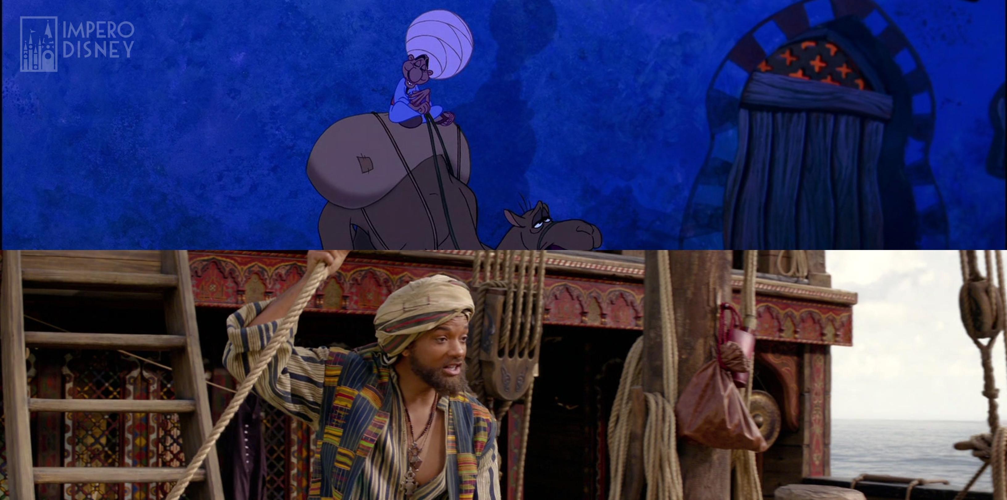 Aladdin screencaps le notti d'oriente