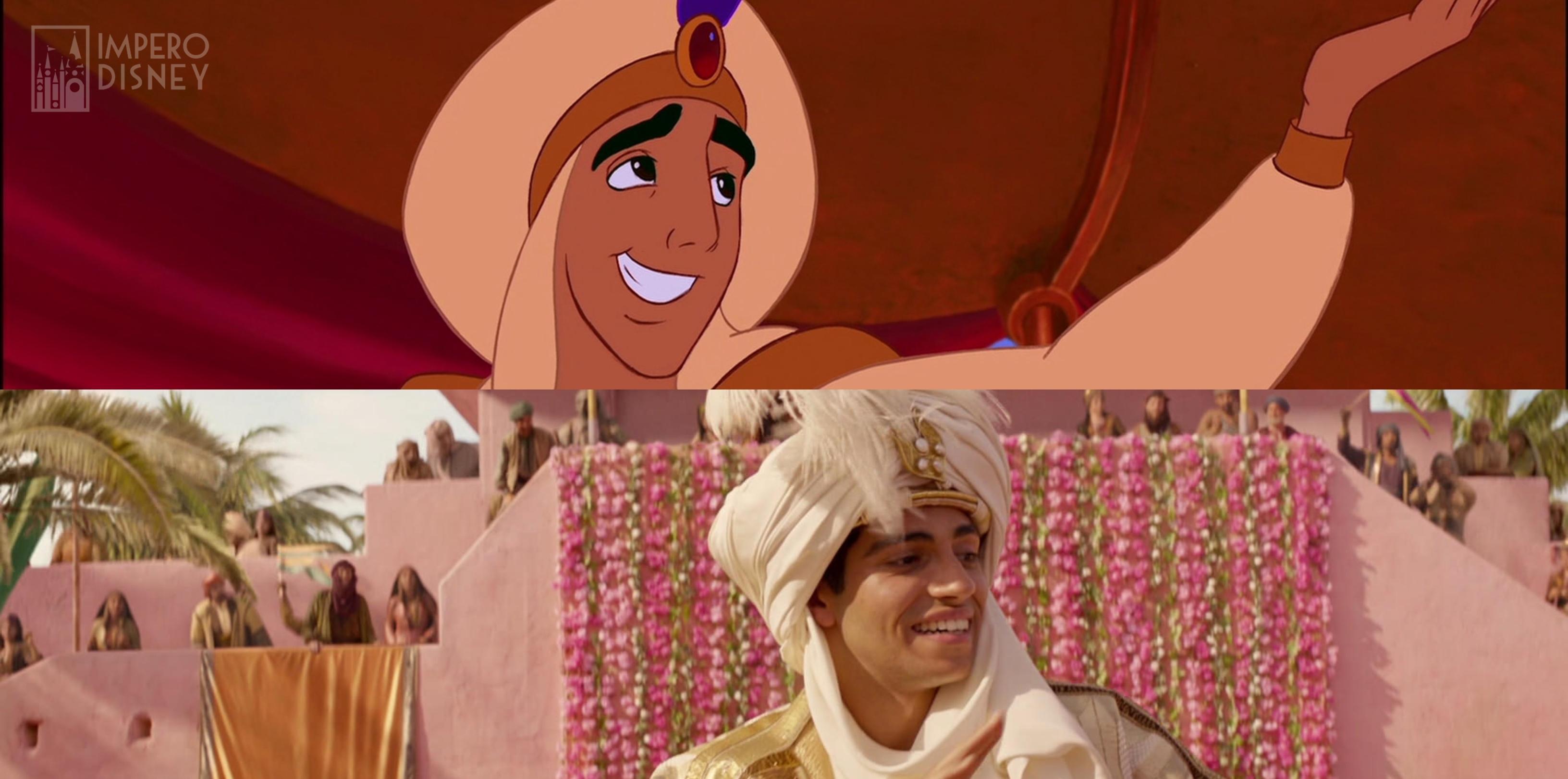 Principe Alì canzoni Aladdin