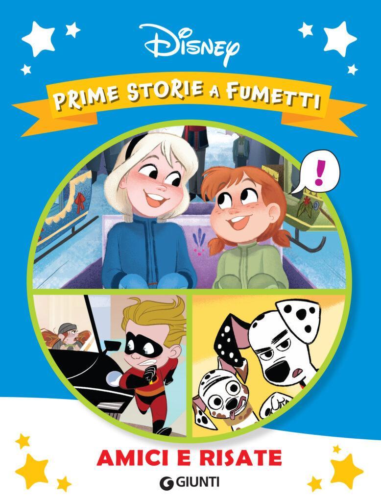 Disney Prime Storie A Fumetti: Amici e Risate