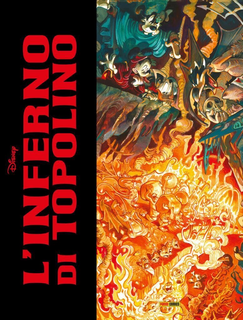 L'Inferno di Topolino, edizione Deluxe