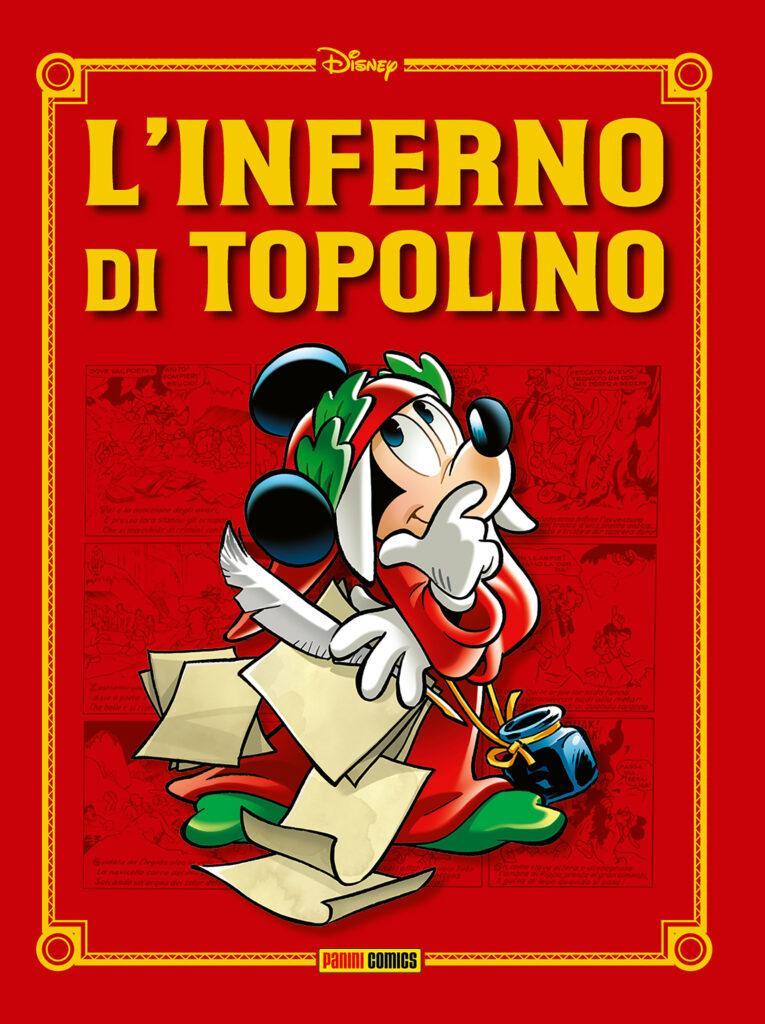 L'Inferno di Topolino, edizione regular